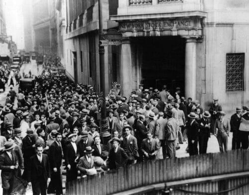 대공황 1929년