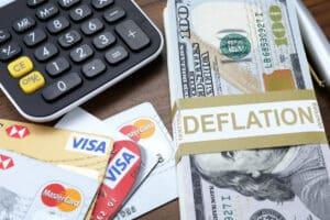 디플레이션(deflation)