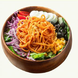 샐러비 메뉴-칠리바질 파스타