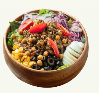 샐러비 메뉴-콩앤콩 샐러드
